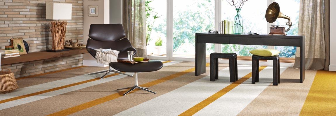 Teppich mit Kaschmir-Ziegenhaar